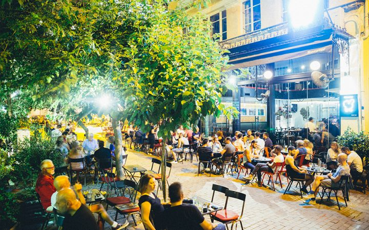 Out & About in Athens-LGBTQ Hot Spots