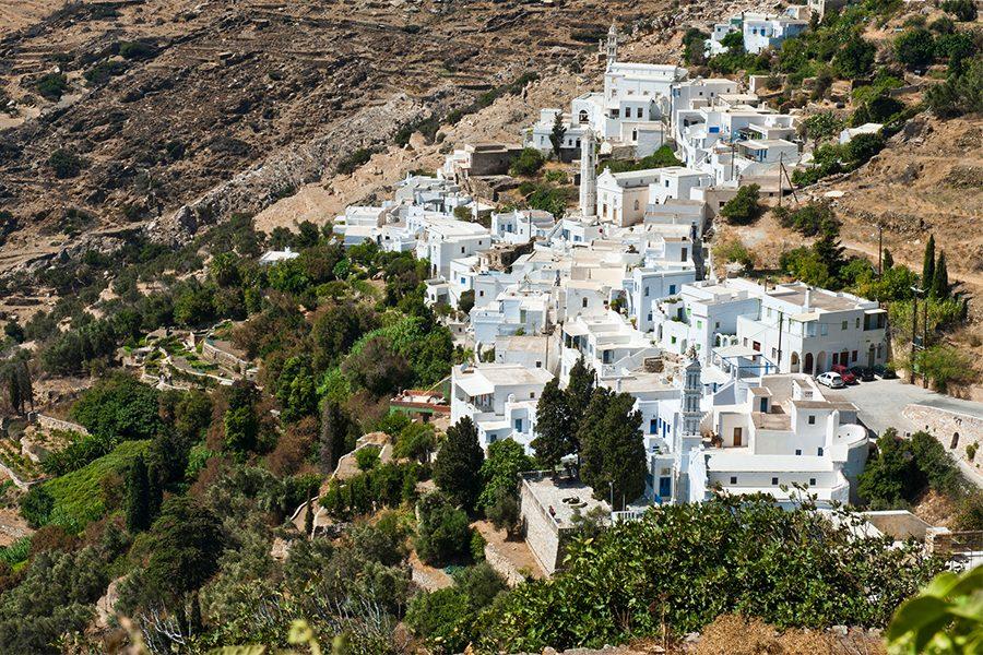 A Magical Tour of Greece. Part 3: Mountains