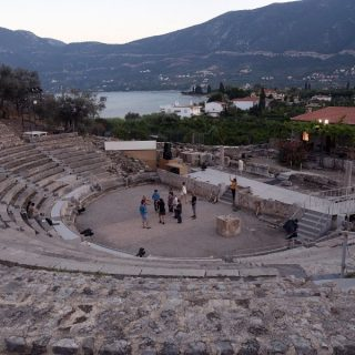 Highlights of the Epidaurus Festival 2020