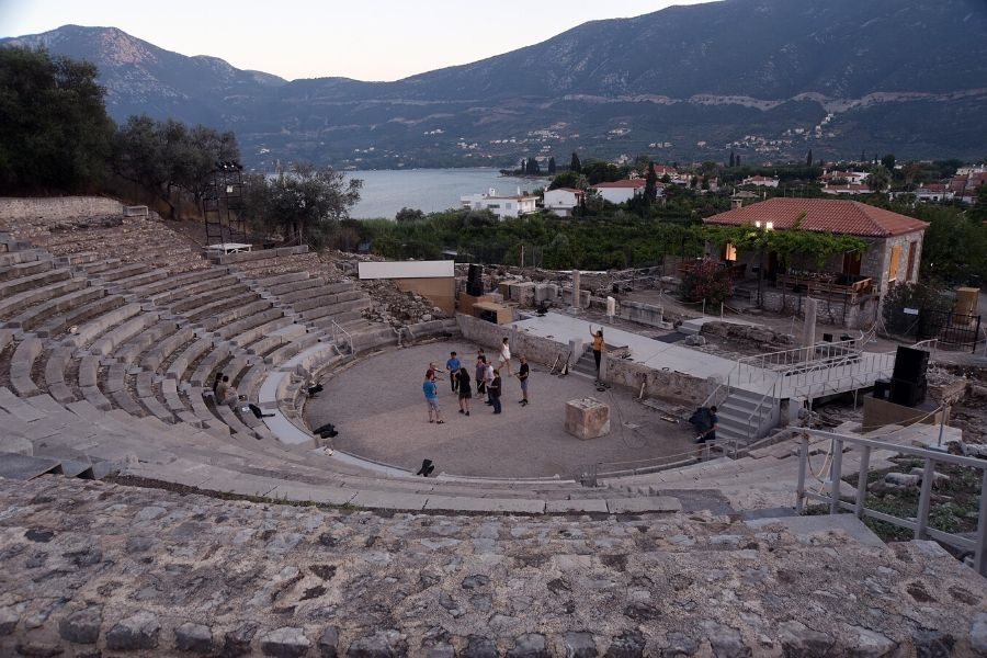 Highlights of the Epidaurus Festival 2020