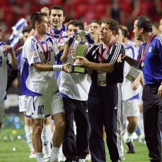 Reliving Greece's stunning win 16 years ago