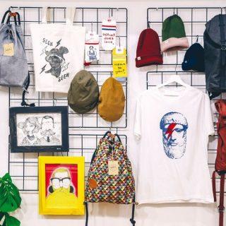 Flâneur Souvenirs and Supplies: Travel Tales