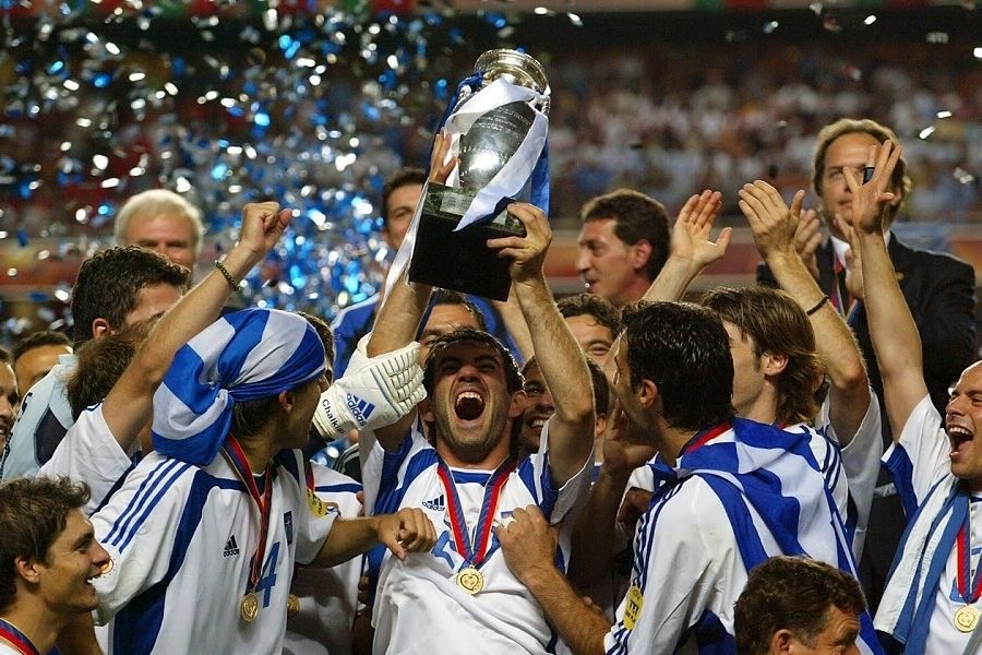 Euro 2004, a sporting moment worth revisiting