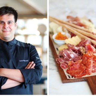 Michelin-Star Chef Luca Piscazzi brings his award-winning cuisine at Four Seasons Athens