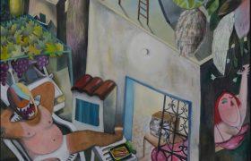 Chris Akordalitis: Between Worlds