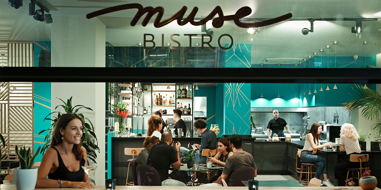 Muse Bistro: old world charm, new age tastes