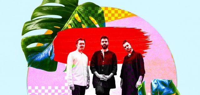 Petros Klampanis trio:Irrationalities