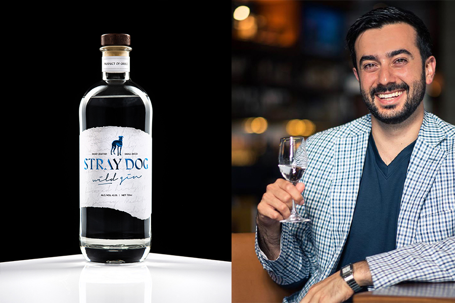 Stray Dog Gin: a spirit that distils the essence of Greece