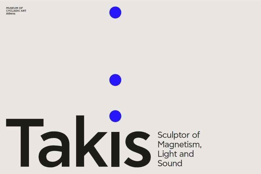 Takis: Sculptor of Magnetism, Light and Sound