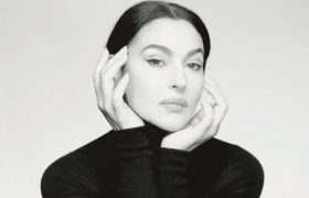 "Monica Bellucci in ""Maria Callas: Letters and Memories"""