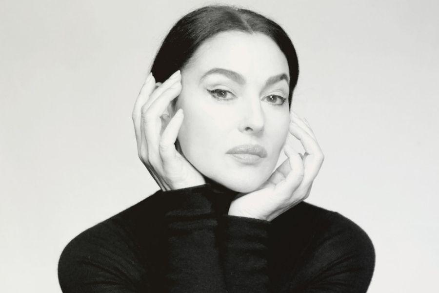 """Monica Bellucci in """"Maria Callas: Letters and Memories"""""""
