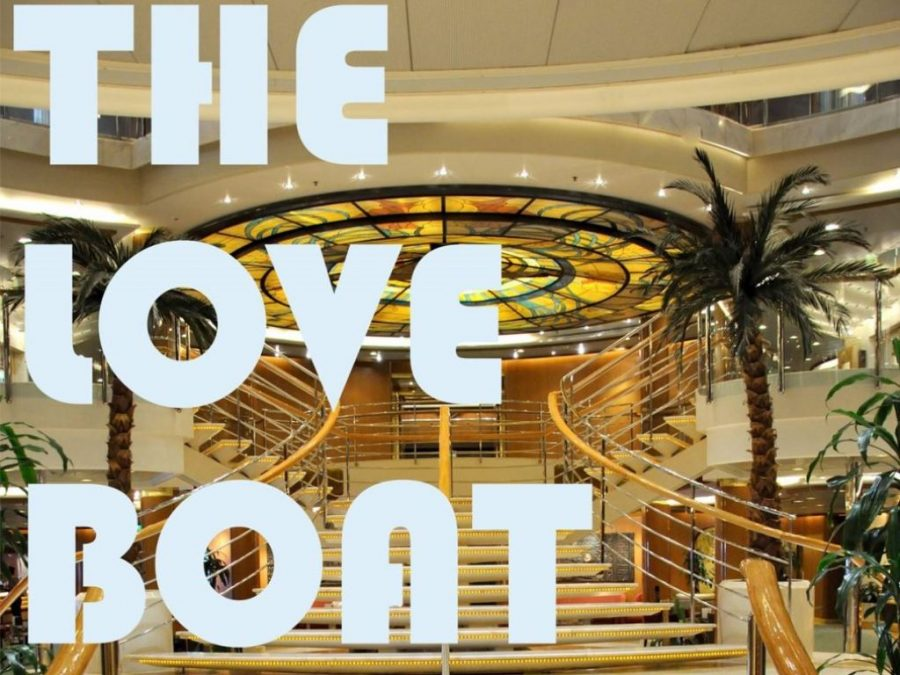The Love Boat / art exhibition
