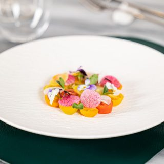 Le Pavillon: Talented French Chef Jean-Charles Métayer touches down in Halandri