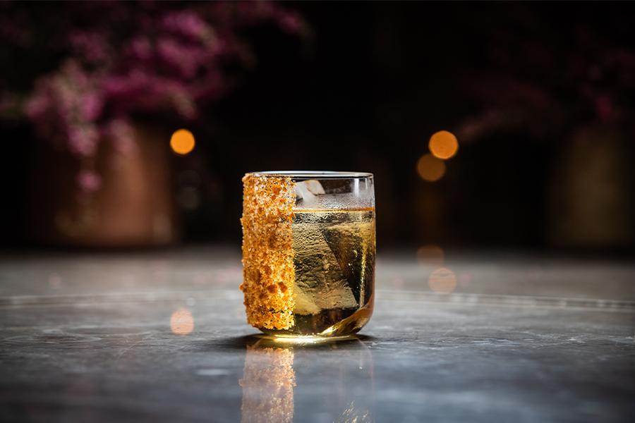 Athénée's new unconventional cocktail list