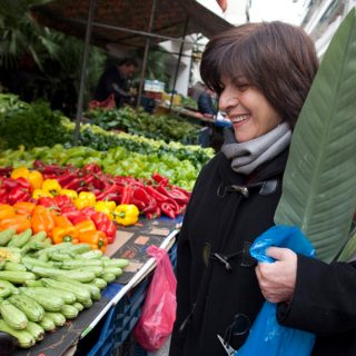 Love by the Kilo: Organic Farmer's Markets