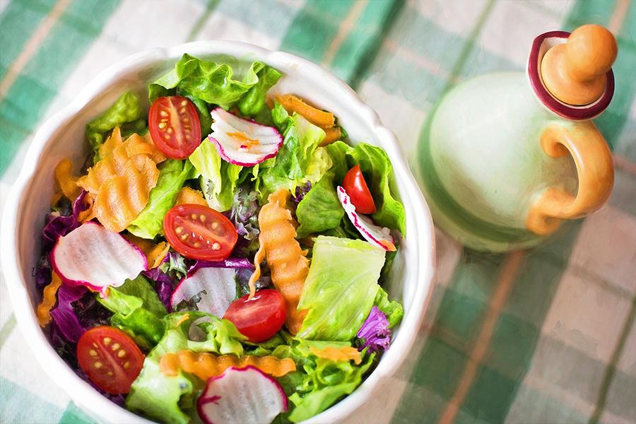 Salad Days: 6 Super Healthy Recipes for October