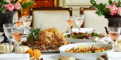 Celebrate Thanksgiving in the comfort of your home with Hotel Grande Bretagne