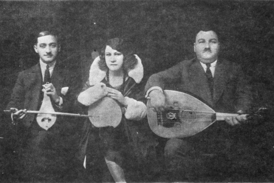Rebetiko: Music of the Outlaws