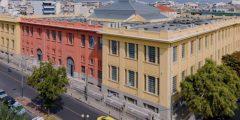 A Landmark Building emerges as a new Cultural Hub