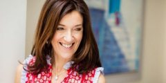 Victoria Hislop: I yearn for the time when we can live normally again …