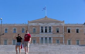 Lockdown in Greece extended to January 7