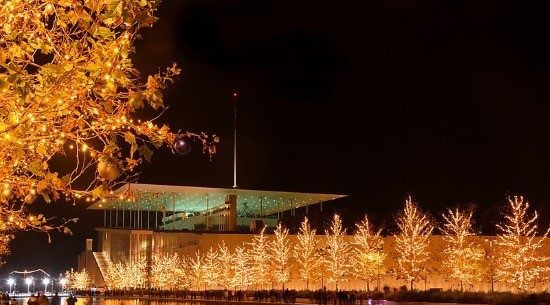 Christmas Magic at SNFCC