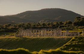 Charlotte De Witte at Ancient Messene