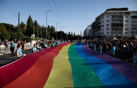 The Heartbeat of Athens Pride