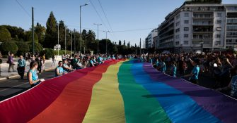 Meet Andrea Gilbert of Athens Pride: What makes an Activist