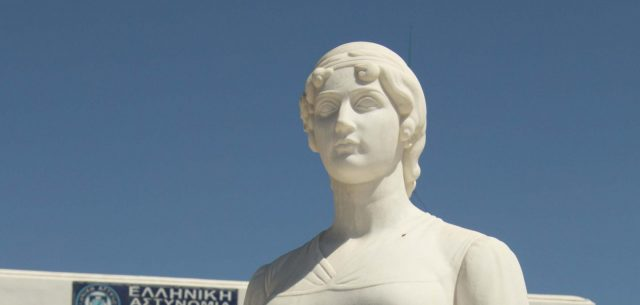 Who were the Women Warriors of Greece?