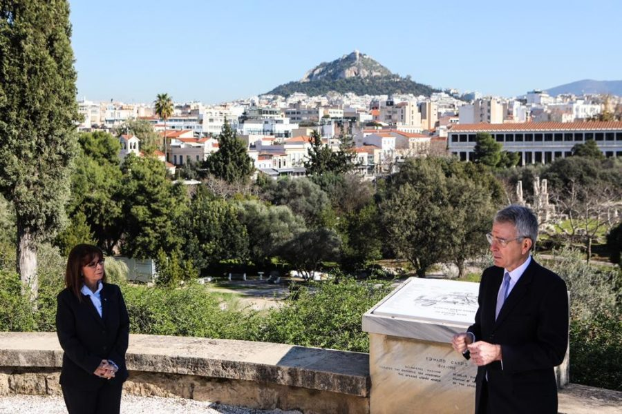 Greece and the U.S: Celebrating a 200 Year Friendship