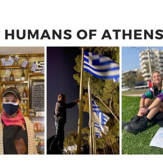 Humans of Athens: Portraits of a City
