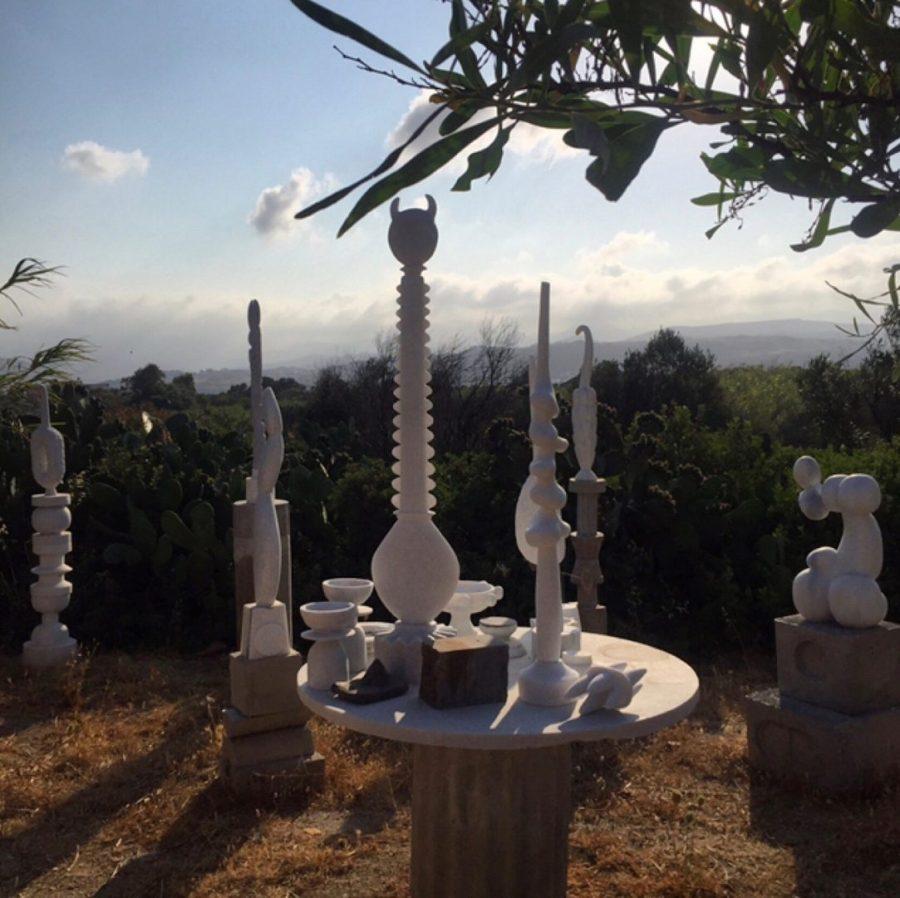 Sculptural Poetry: Tom vonKaenel'suplifting creations inNaxianmarble