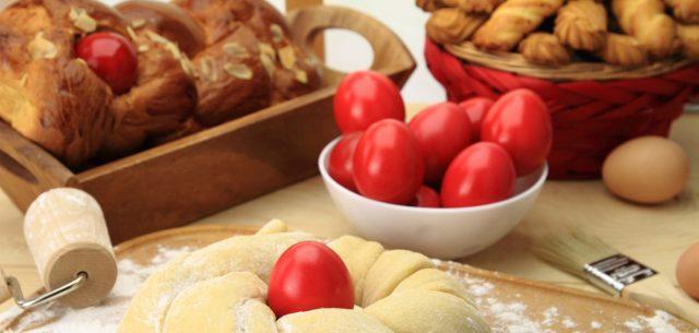 Greek Easter Recipes by Diane Kochilas