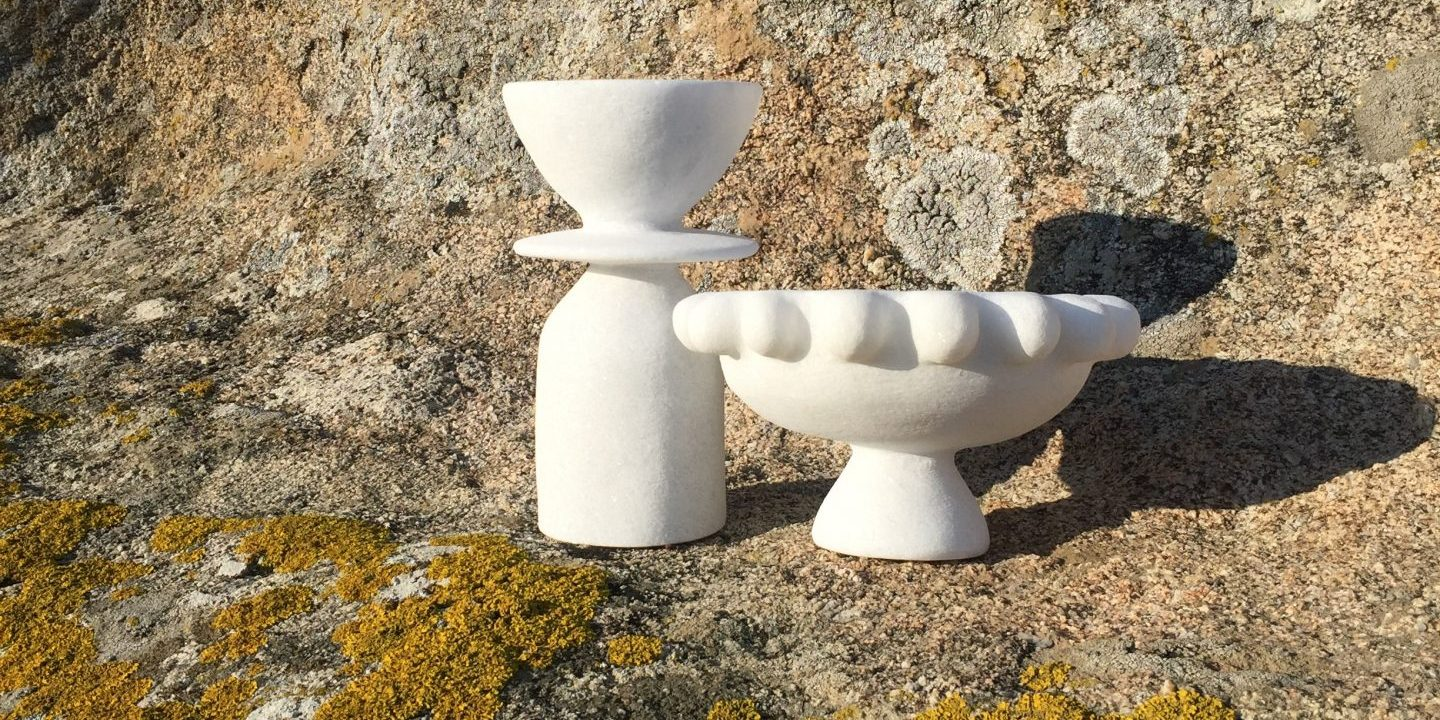 Sculptural Poetry: Tom von Kaenel's uplifting creations in Naxian marble