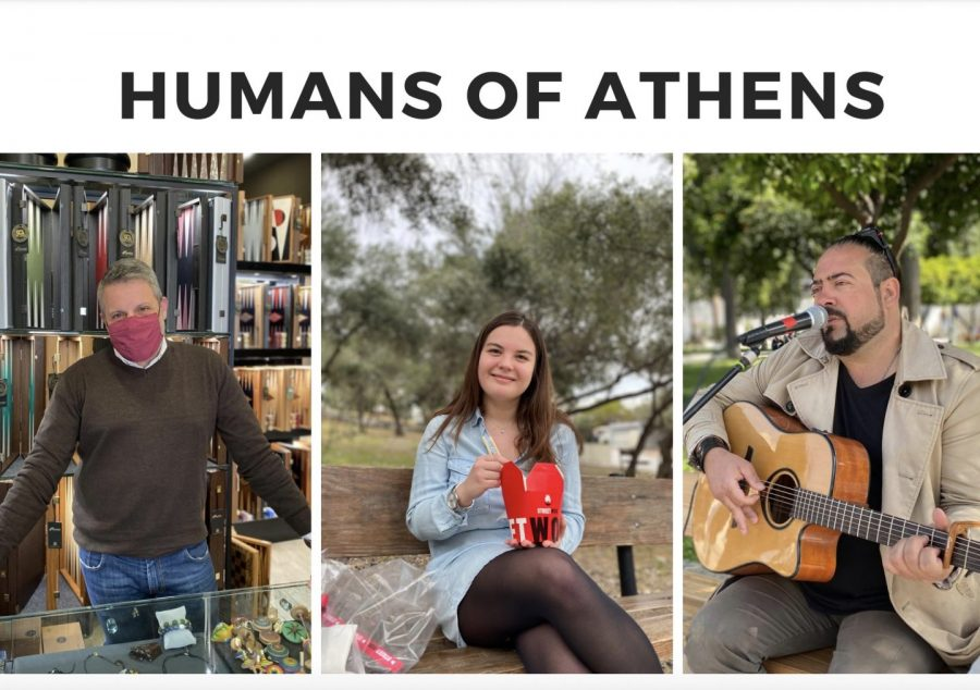 Humans of Athens II: Portraits of a City