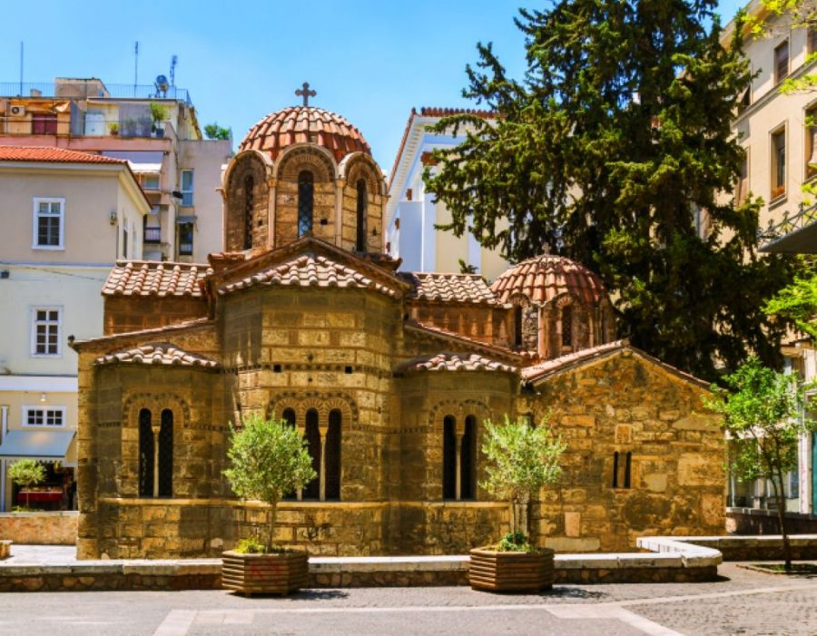 8 Divine Churches in Athens for experiencing Easter Magic