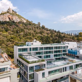One Athens Revived: A premium real estate project