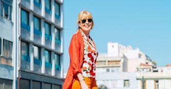 Sofka Zinovieff unpacks Athens for an 8 series podcast