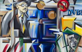 Open Call to Street Artists: Celebrate the life and times of James Joyce on the city's walls!