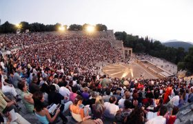 Plan ahead for the Athens and Epidaurus Festival