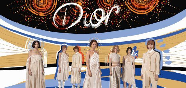 Dior in Greece