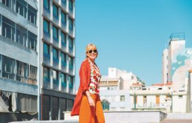 Sofka Zinovieff unpacks Athens