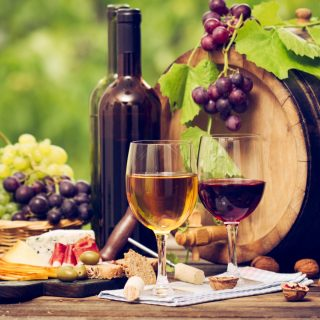 French Wines and Their Greek Cousins