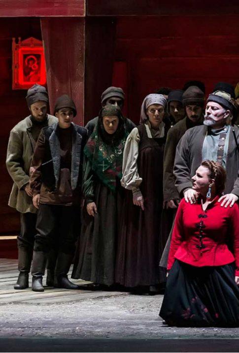 Lady Macbeth of Mtsensk at the Greek National Opera