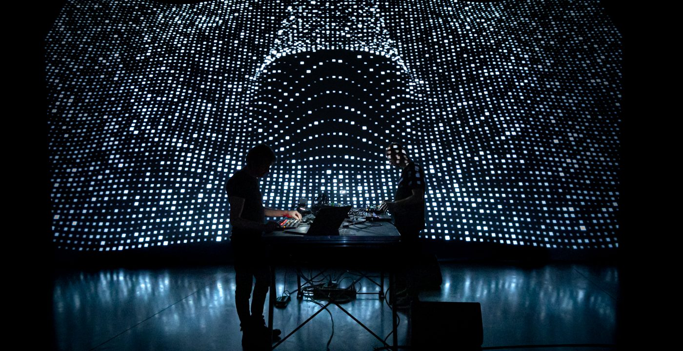 The Athens Digital Art Festival opens at the new Museum of Modern Greek Culture