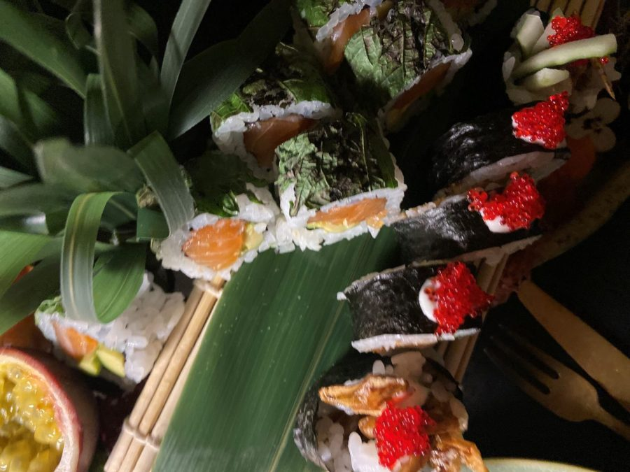 Nyx, inventive Japanese cuisine in Athens